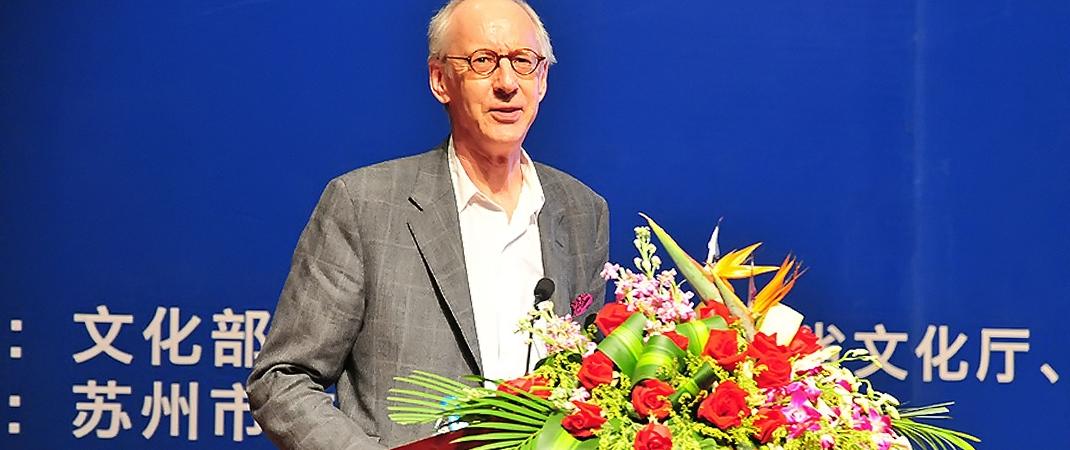 约翰·霍金斯:创意经济是全球发展新浪潮